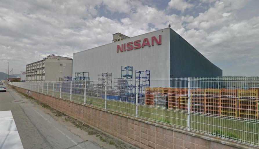 Sagnia laboral a Nissan i pols a Codorniu