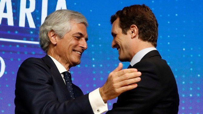 Adolfo Suárez, número 2 de Pablo Casado,  tindria una hipoteca a Andorra de 5 milions d'euros
