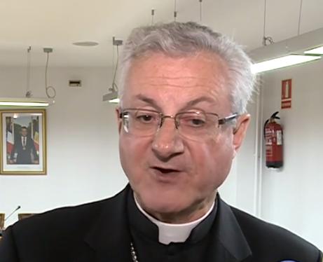 Vives 'acusa' la premsa i als polítics per maldir l'Església en denunciar la pederàstia