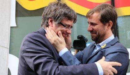 El no d'ERC a la llista única europea fa que JxCat vulgui 'fitxar' Toni Comín