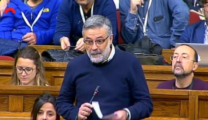"""La CUP retreu a Torra """"neo-pujolisme del peix al cove"""" i especulació amb el territori"""