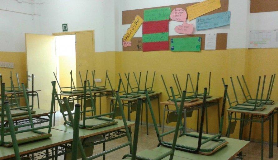 CCOO denuncia que en sis anys s'han deixat d'invertir 3.700 ME en ensenyament