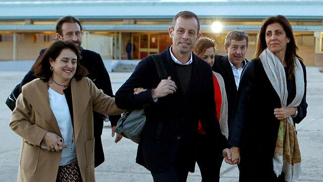 L'Audiència Nacional absol Sandro Rosell i Joan Besolí