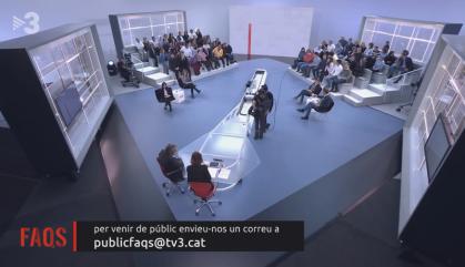 """La JEC prohibeix a TV3 l'expressió """"prisis pilítics"""""""
