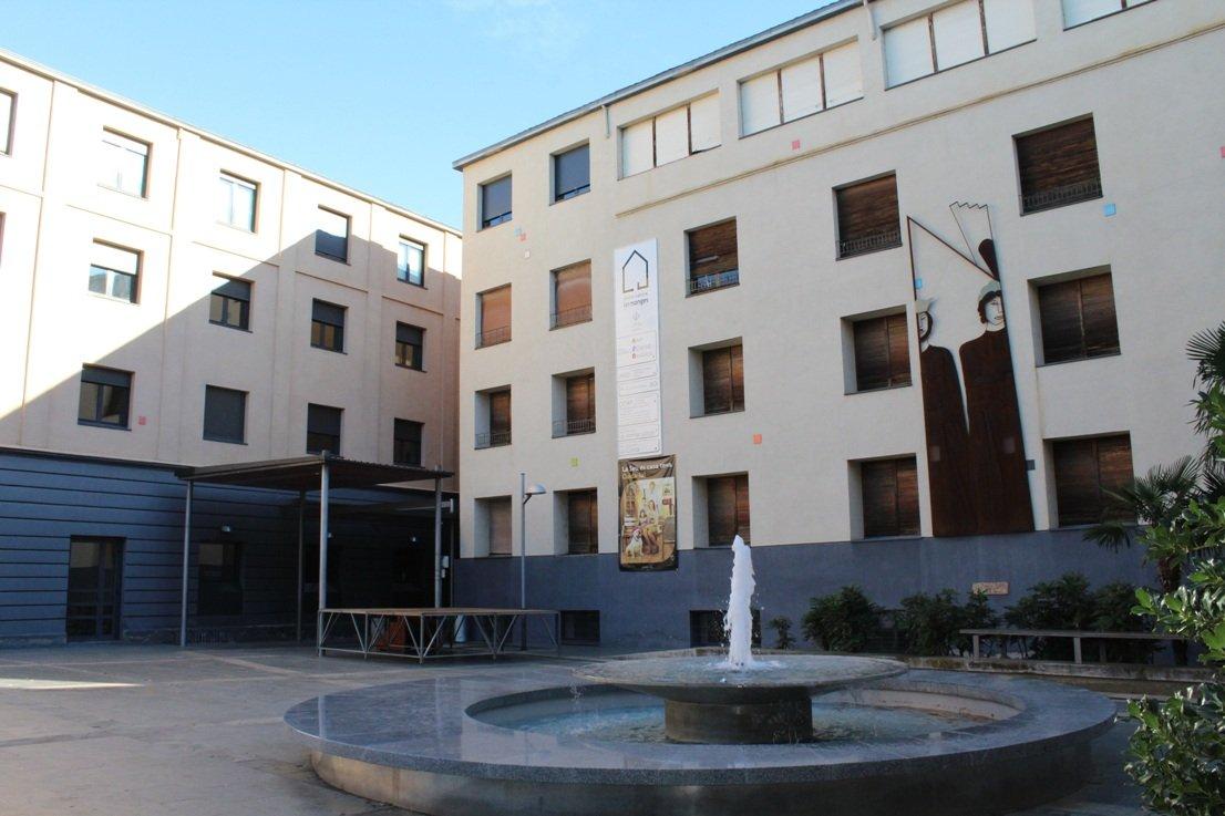 Nou escorcoll de la Guàrdia Civil en edificis de l'ajuntament de la Seu d'Urgell