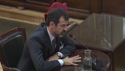 """Ferran López: """"els Mossos no van col·laborar en la preparació ni la celebració del referèndum"""""""