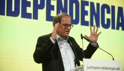 La Junta Electoral expedienta Torra