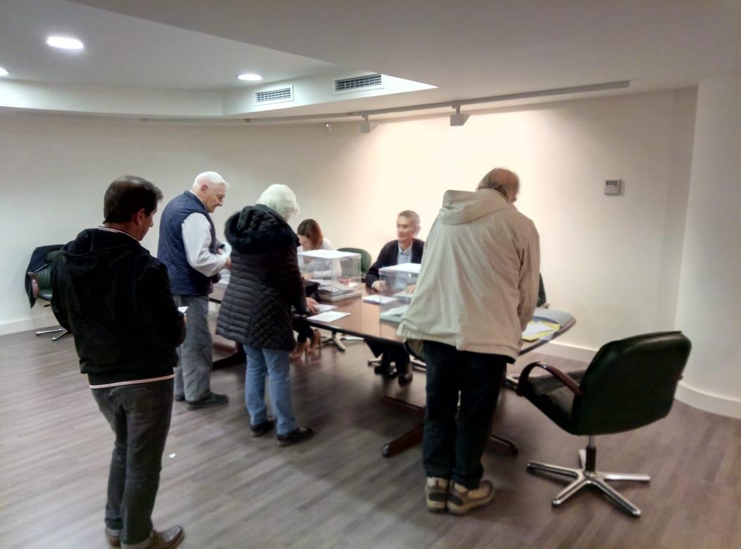 Un 31,6% de residents espanyols a Andorra participen en les eleccions generals