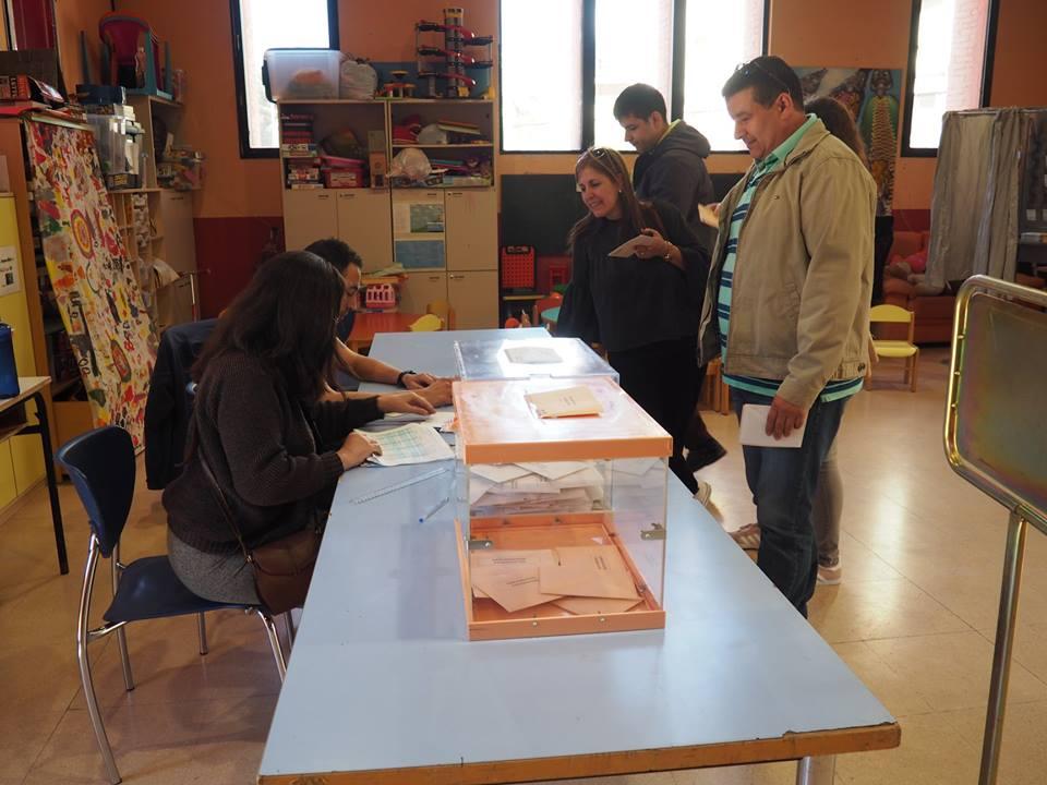 28-A: La participació frega el 60% a les sis de la tarda a l'Alt Pirineu i Aran