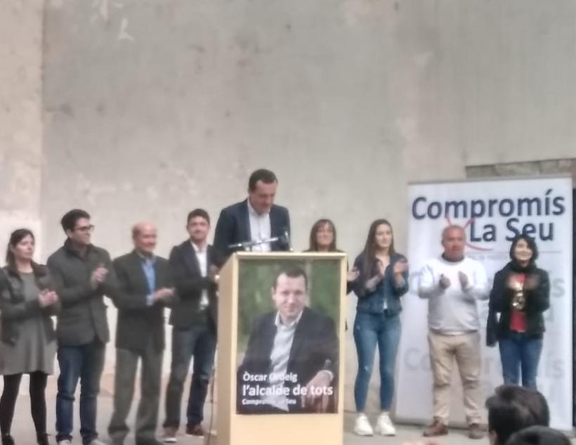 """Joan Ganyet: """"La Seu d'Urgell no està morta, està aturada"""""""