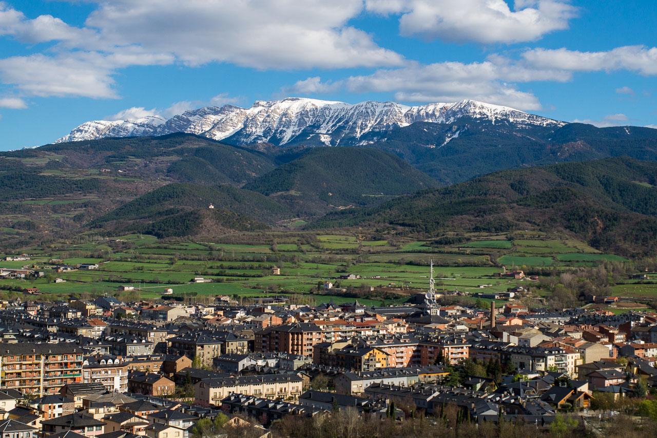 L'Alt Urgell i els dos Pallars en el grup de comarques catalanes menys competitives