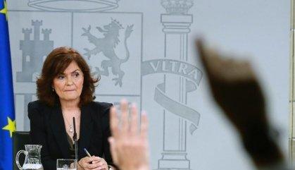 El govern espanyol confirma el recurs al Constitucional contra el veto a Iceta
