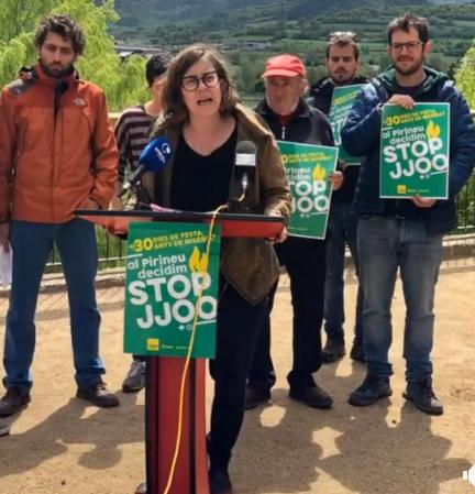 La CUP demana un referèndum sobre la candidatura olímpica Pirineus-Barcelona 2030