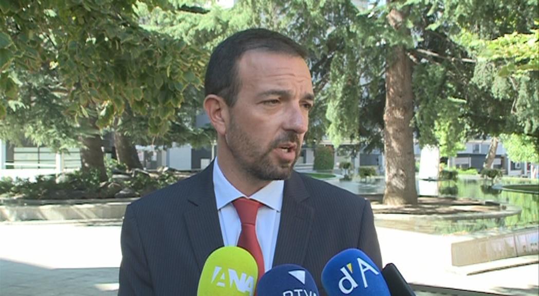 Un soci d'Andorra Telecom, membre de la Cambra de Comerç independentista