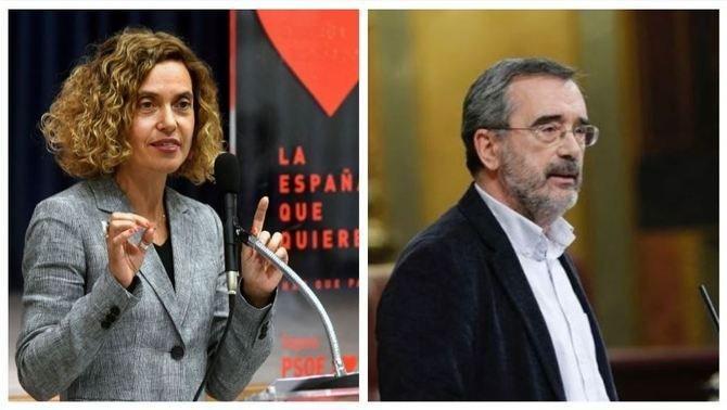 Sánchez proposa Batet i Cruz per presidir el Congrés i el Senat