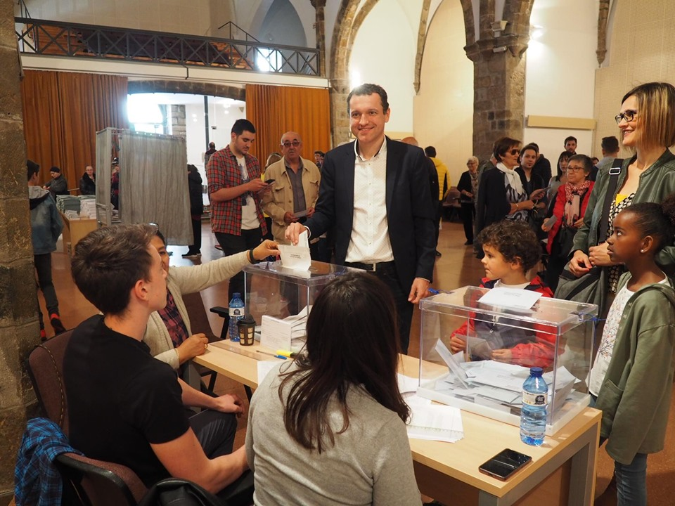 Òscar Ordeig amb Compromís x La Seu guanya les eleccions municipals a la Seu