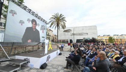 Puigdemont es descarta com a futur candidat a la presidència