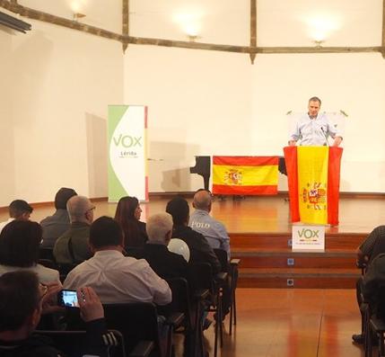 Vox proposa canviar el nom de la capital de l'Alt Urgell pel de 'La Seu i Castellciutat'