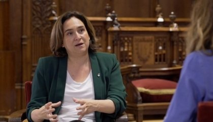 Ada Colau opta a l'alcaldia pel discurs de Maragall i una trucada del PSC
