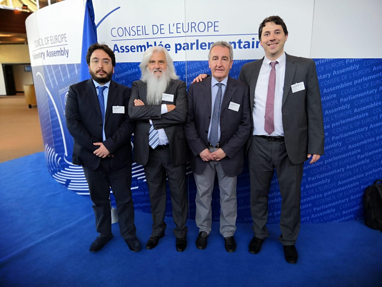 Bartumeu tracta amb polítics europeus a Estrasburg de l'acord d'associació
