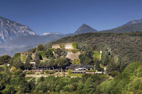 Projecten 29 suites al solar de les antigues habitacions del Castell de la Seu