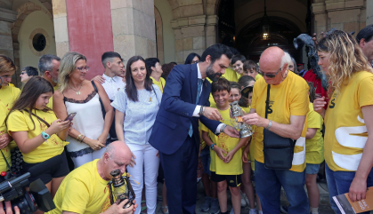 L'abstenció d'ERC atura una ILP per la independència
