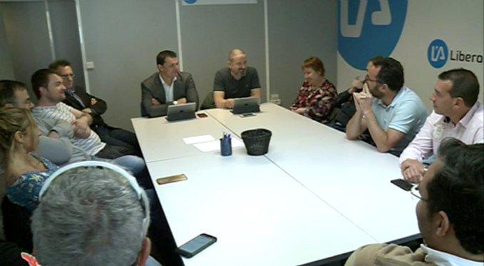 Els liberals preveuen repetir el pacte de Govern a les pròximes eleccions comunals