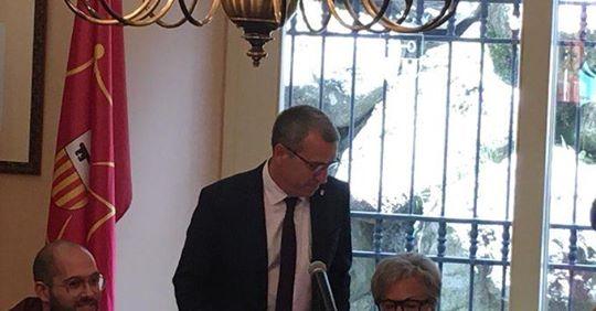 Paco Boya (UA-PSC) investit síndic d'Aran