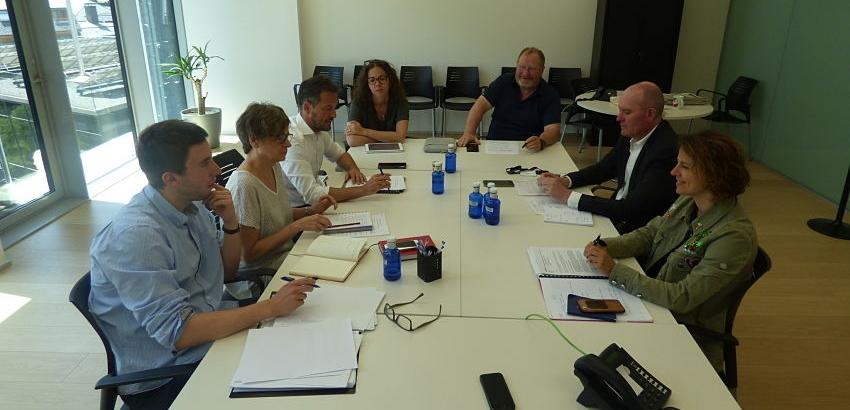 El PS impulsa fomentar la participació ciutadana amb el Despatx Obert