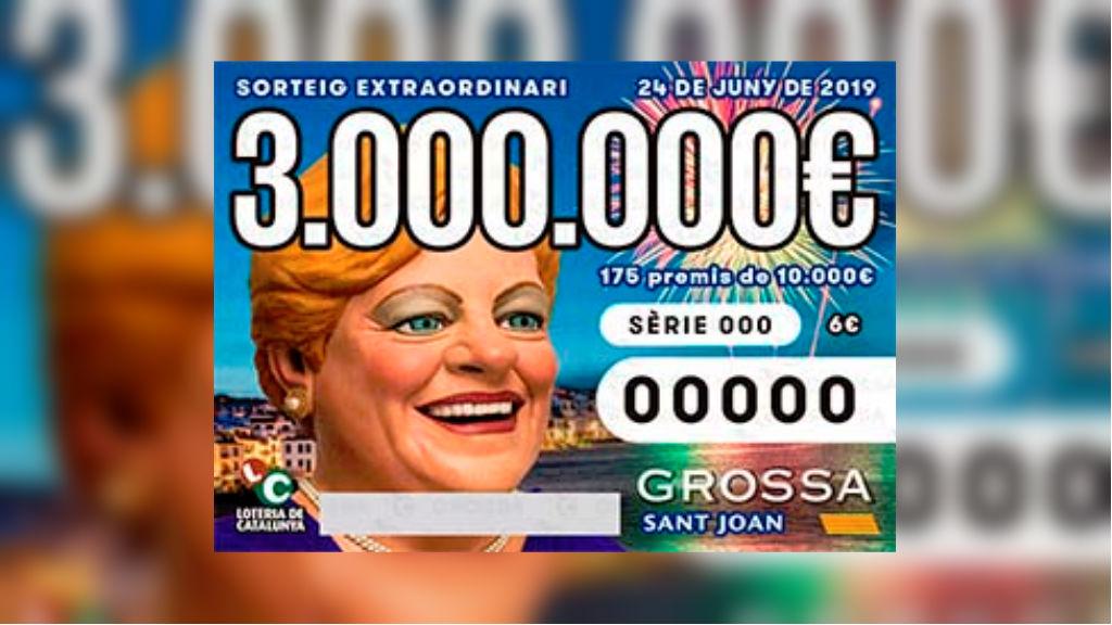 L'empresa proveïdora del casino d'Andorra fracassa amb la Grossa a Catalunya