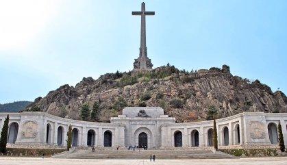 Franco es queda al Valle de los Caídos, de moment