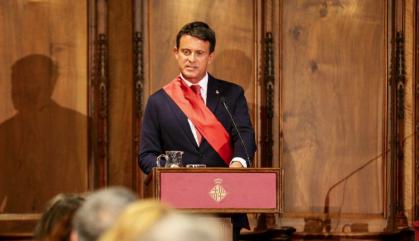 """Valls a Rivera: """"Com pitjor, pitjor"""""""