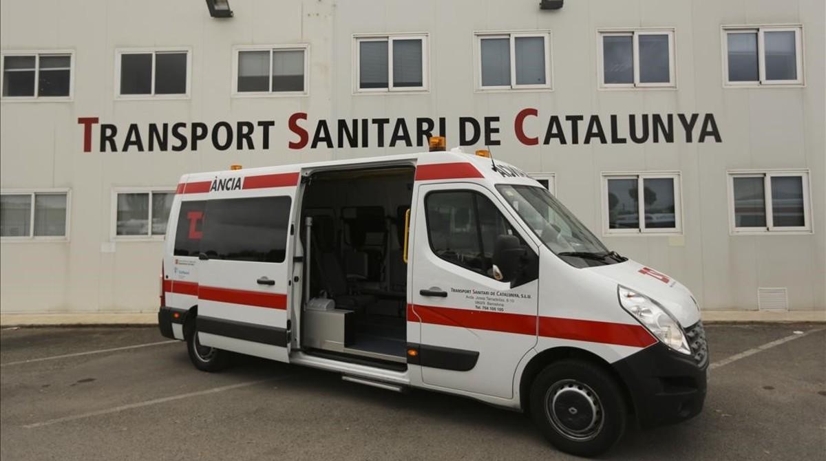 Deneguen el transport sanitari a la Vall d'Hebron per ser festiu local a la Seu