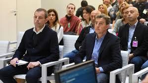 L'Audiència absol definitivament Sandro Rosell i Joan Besolí