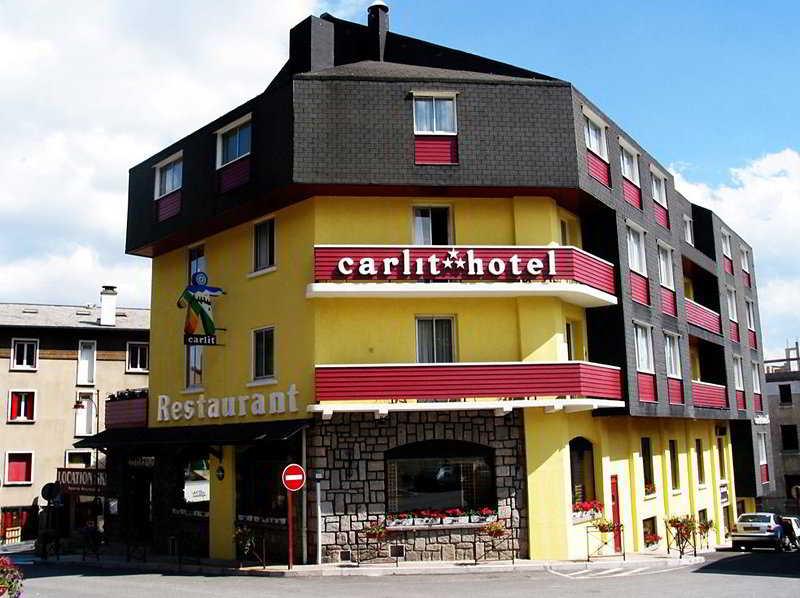 Campanya per salvar un hotel històric a Font-Romeu
