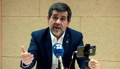 Jordi Sànchez s'emprenya amb Andreu Barnils per l'indult