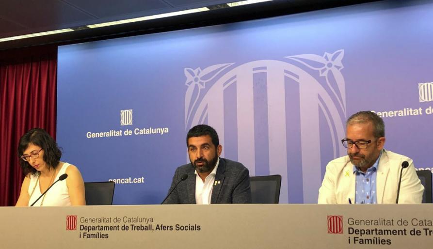 El govern de Torra reconeix la seva incapacitat per gestionar la Renda Garantida de Ciutadania