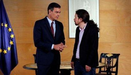 Sánchez comunica a Iglesias que no tindrà els ministeris que reclamava