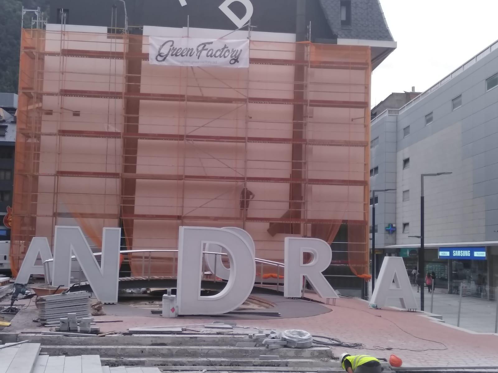 El nou edifici d'Andorra Telecom condicionat a la pèrdua o no del monopoli de l'operadora
