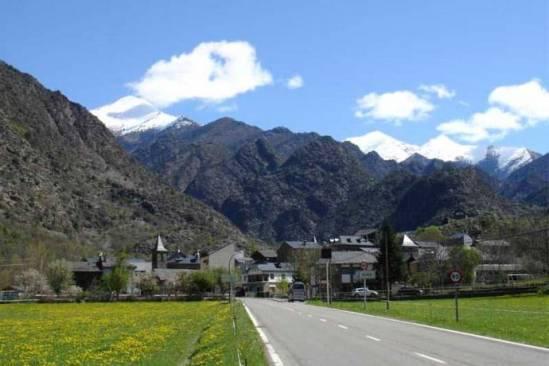La Vall Ferrera vol ser zona lliure de soroll