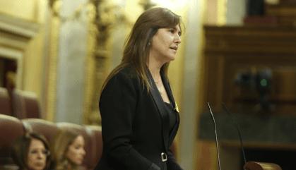Borràs, disposada a negociar amb Sánchez si recupera el diàleg bilateral