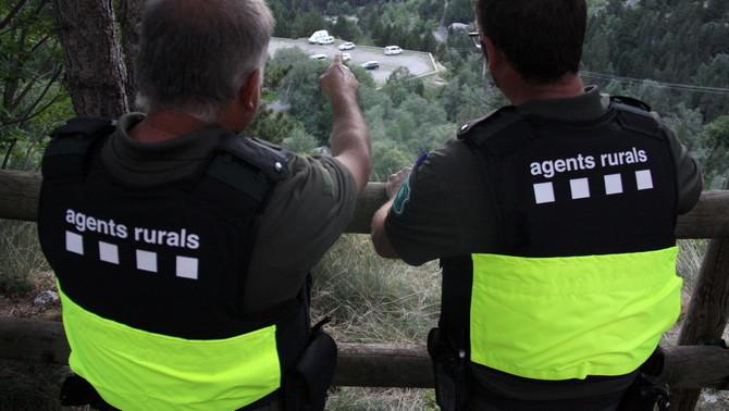 60 denúncies per pernoctar il·legalment dins el Parc Nacional d'Aigüestortes