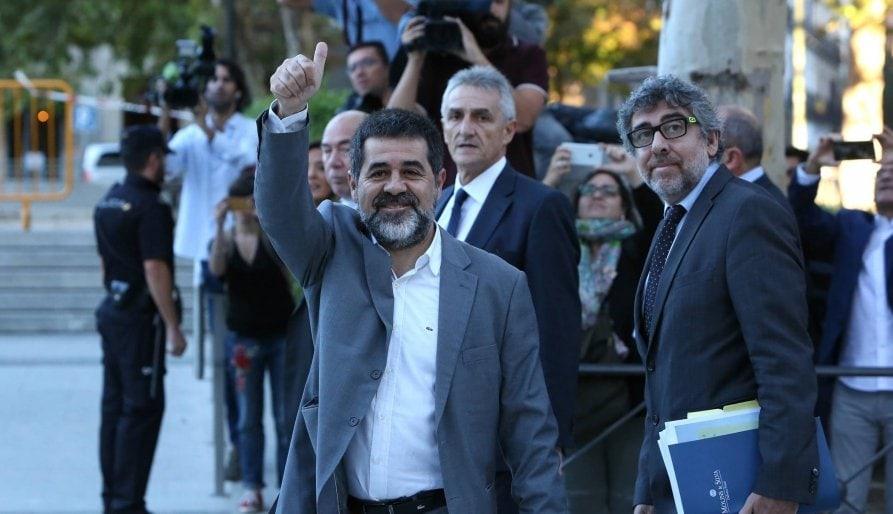Jordi Sánchez agita la insubmissió fiscal