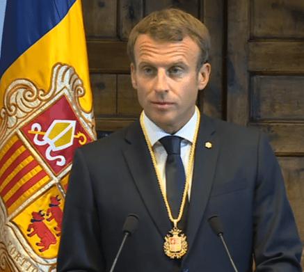 Macron insta a posar fi als actuals desequilibris econòmics i socials entre França i Espanya