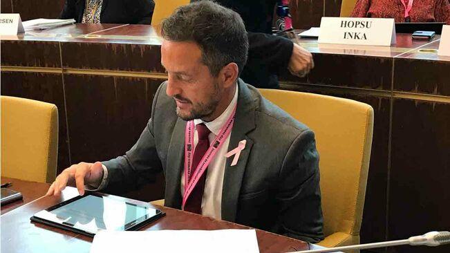 Pere López, nomenat vicepresident del grup SOC a l'Assemblea del Consell d'Europa