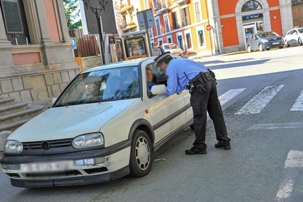 Perilla el torn de nit de la Policia Municipal de Puigcerdà
