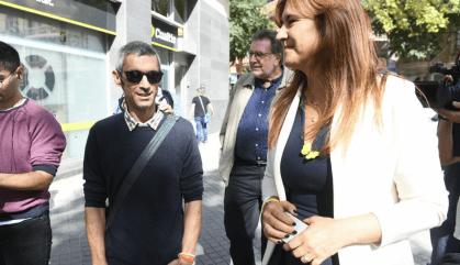 Español, de número 5 de Fachin a candidat de Puigdemont