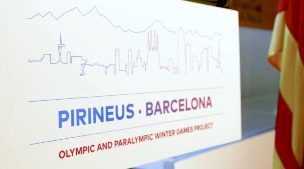 La candidatura olímpica Pirineus-Barcelona 2030 perilla per la situació política a Catalunya