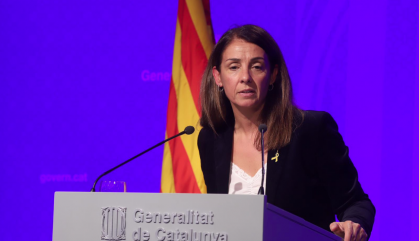 El govern evita criticar el col·lapse del Prat