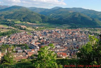 L'Alt Urgell arrossega els estralls de la crisi i es manté en el vagó de cua de l'economia catalana